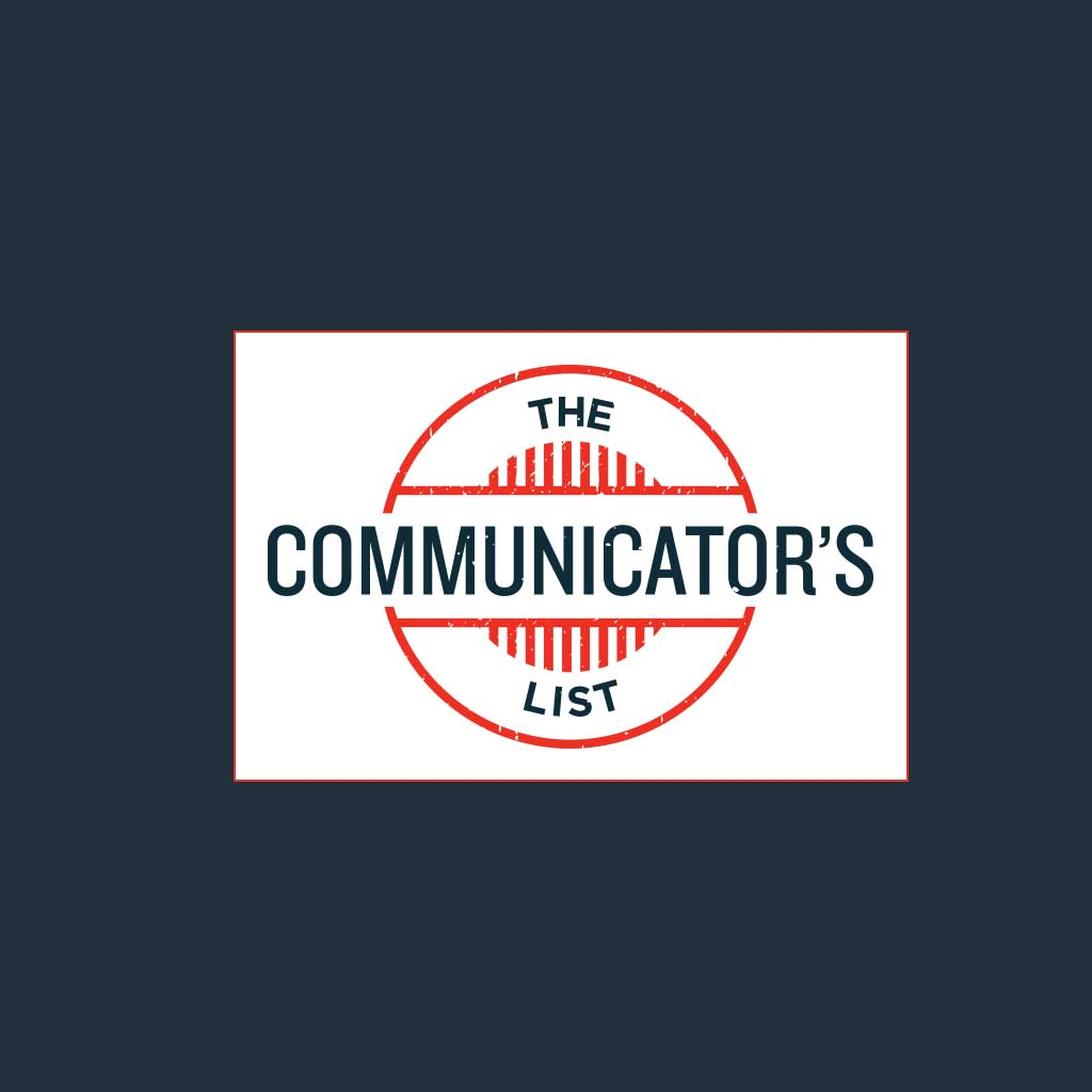 The Communicator's List