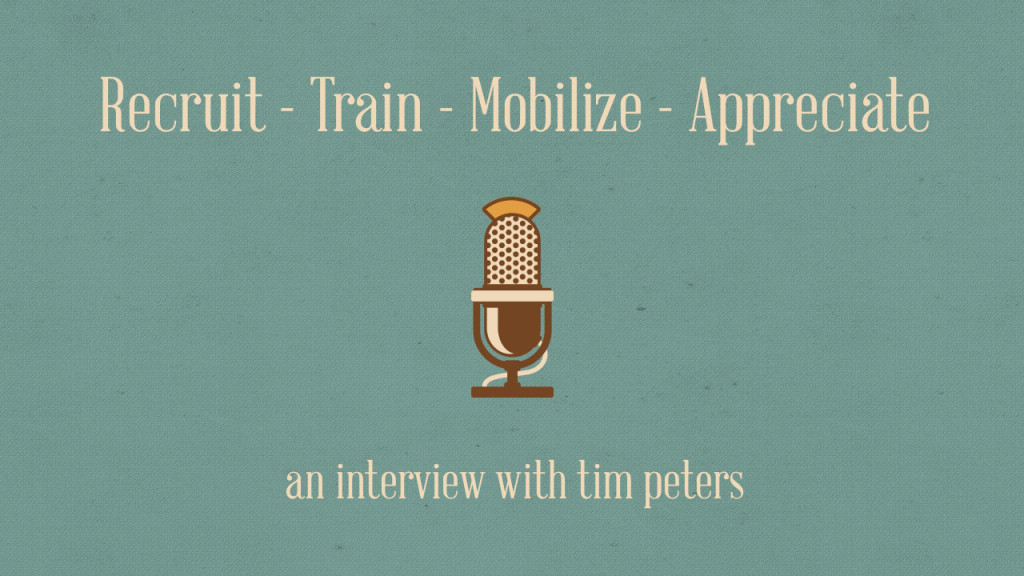 an interview with tim peters