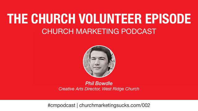 Church Communication Volunteers