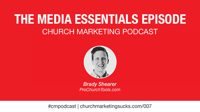 Media Essentials for Church Communicators