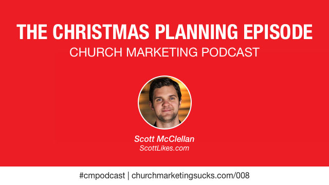 Christmas for Church communications