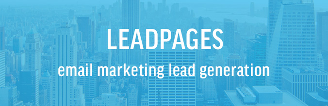 Dave Shrein affiliate link for LeadPages