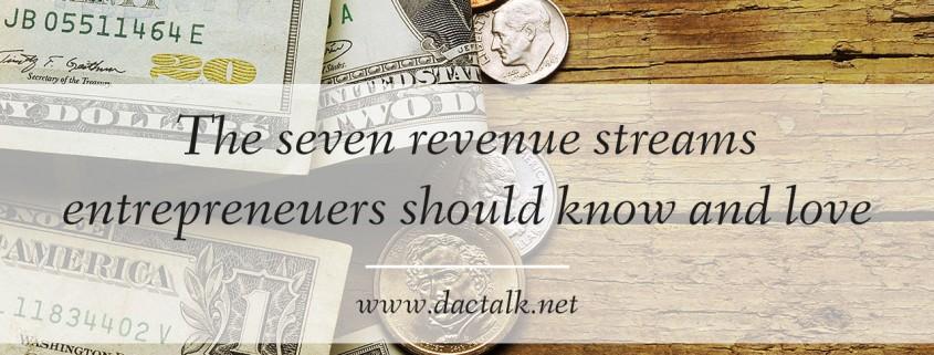 revenue streams for online platform builders