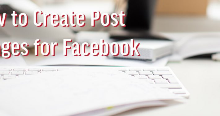 facebook for business featured image with keyboard and mouse